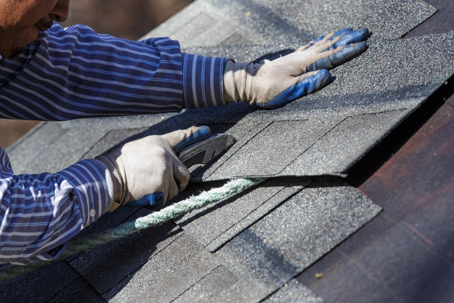 Roof replacement company in Elmhurst, Illinois